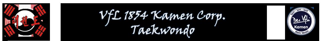 VfL 1854 Kamen Taekwondo